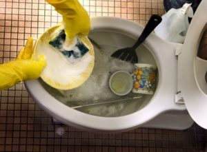 Alexander Cohn | Times Illustration xxxxxx: Dirty sponges and dirty kitchen sinks make toilets seem relatively clean. Monday, July 28, 2008.
